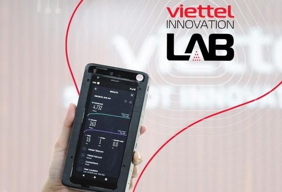 Mạng 5G Viettel thiết lập kỷ lục về tốc độ truyền dữ liệu ảnh 1