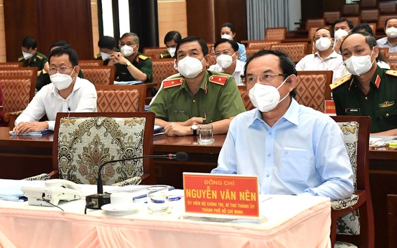 Tổng Bí thư Nguyễn Phú Trọng: Phải lấy cuộc sống bình yên, hạnh phúc của nhân dân làm mục tiêu phấn đấu ảnh 2