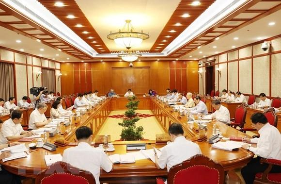 Tổng Bí thư Nguyễn Phú Trọng: Chủ động kịch bản, sẵn sàng các phương án phòng chống dịch phù hợp   ảnh 1