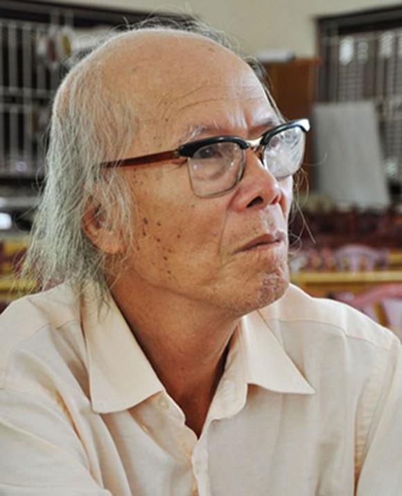"""Nhà thơ Thanh Tùng đã vội vã """"ra đi""""... ảnh 1"""