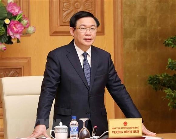 Deputy Prime Minister Vuong Dinh Hue (Photo: VNA)