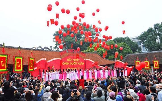 A festival in Vietnam (Illustrative photo: SGGP)