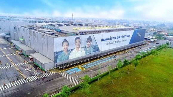 Samsung Vietnam plans to expand its investment in Vietnam (Photo: VNA)