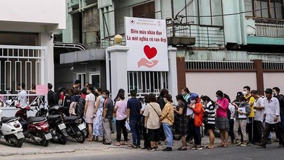 Hanoi launches 2020 Pink Spring blood donation festival