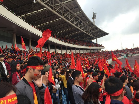 Phu Tho Stadium possibly to replace Hang Day Stadium for SEA Games 31