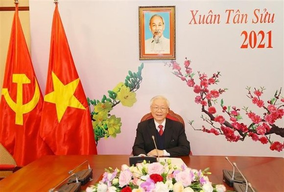 Party General Secretary and State President Nguyen Phu Trong. (Photo: VNA)