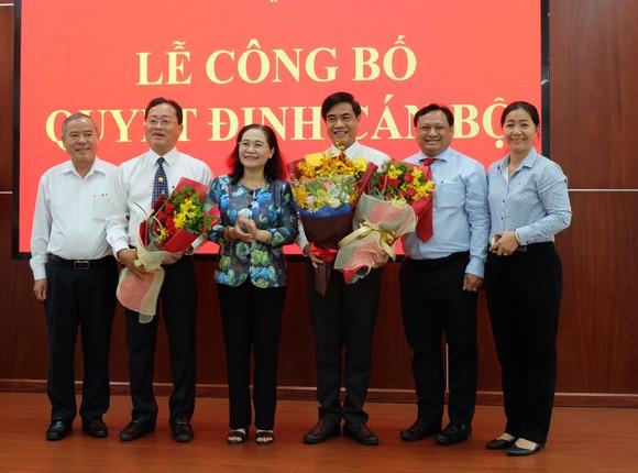 Đồng chí Ngô Văn Luận làm Phó Trưởng Ban Dân vận Thành ủy TPHCM   ảnh 1