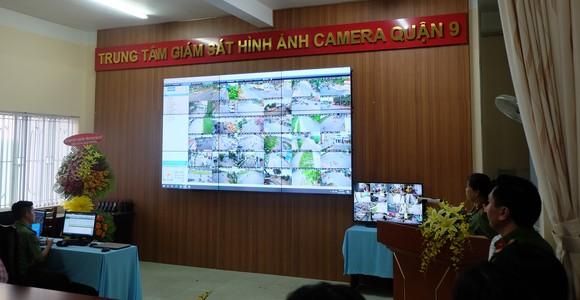Quận 9 ra mắt Trung tâm thông tin chỉ huy, giám sát camera an ninh ảnh 1