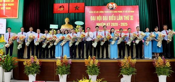 Đồng chí Lê Minh Khoa tiếp tục làm Bí thư Đảng bộ Lực lượng TNXP TPHCM ảnh 3