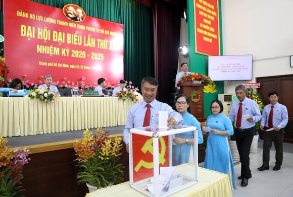 Đồng chí Lê Minh Khoa tiếp tục làm Bí thư Đảng bộ Lực lượng TNXP TPHCM ảnh 2