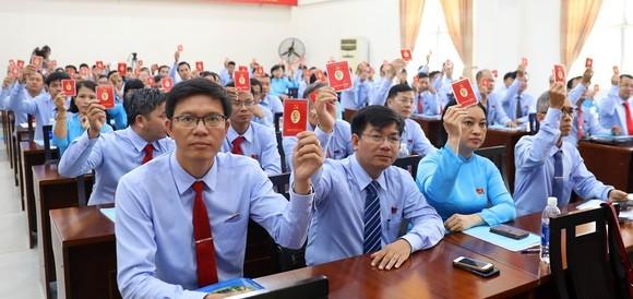 Đồng chí Lê Minh Khoa tiếp tục làm Bí thư Đảng bộ Lực lượng TNXP TPHCM ảnh 1
