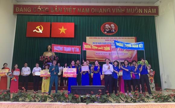 Quận 9: Đảng bộ phường Trường Thạnh giành giải Nhất hội thi Tuyên truyền về học tập và làm theo gương Bác ảnh 3