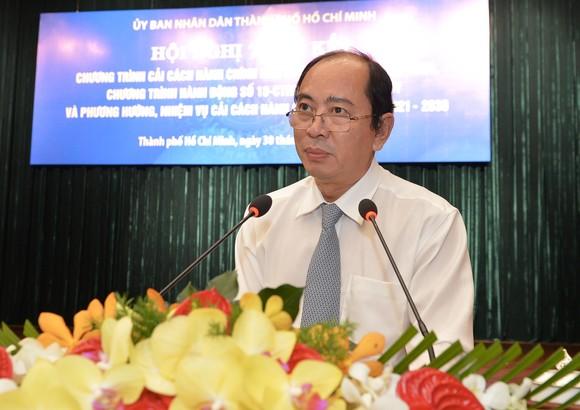 TPHCM luôn chủ động, sáng tạo và quyết liệt cải cách hành chính ảnh 2