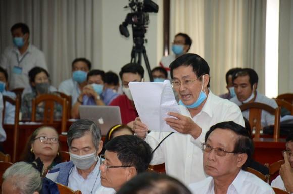Báo cáo, xin ý kiến Thủ tướng về ranh quy hoạch Khu đô thị mới Thủ Thiêm ảnh 4