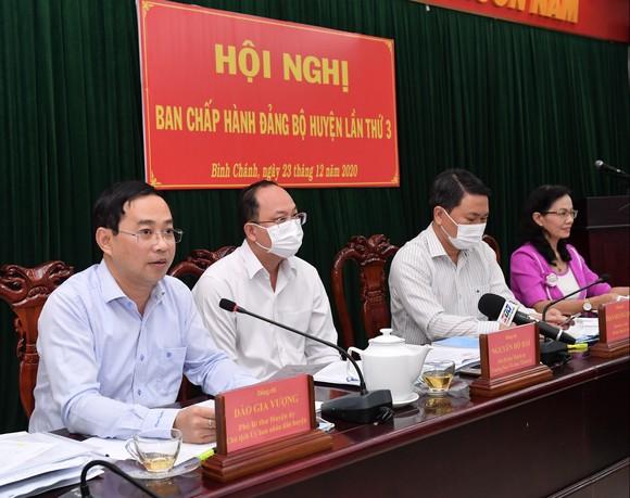 Huyện Bình Chánh cần sớm xây dựng đề án chuyển huyện lên quận ảnh 2