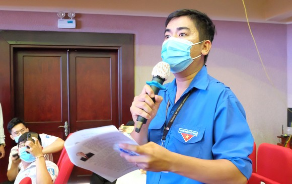 TPHCM sẽ hỗ trợ người trẻ nếu tình nguyện về công tác tại cơ sở ảnh 2