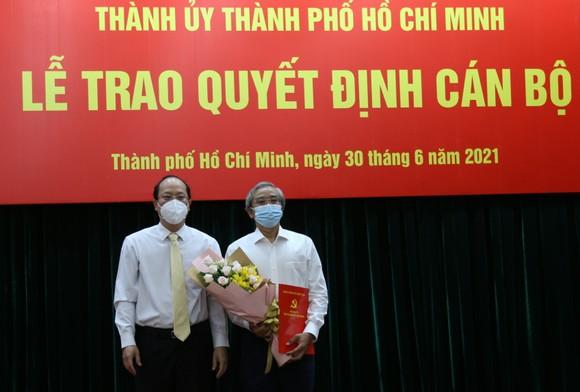 Đồng chí Phạm Quốc Huy giữ chức Bí thư Đảng ủy Tổng Công ty Cơ khí Giao thông vận tải Sài Gòn-TNHH MTV  ảnh 1