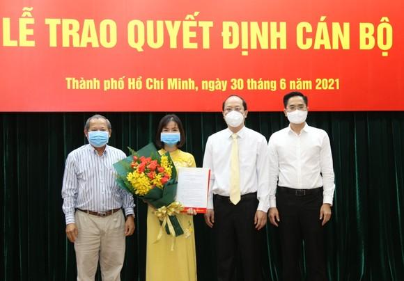 Đồng chí Phạm Quốc Huy giữ chức Bí thư Đảng ủy Tổng Công ty Cơ khí Giao thông vận tải Sài Gòn-TNHH MTV  ảnh 3