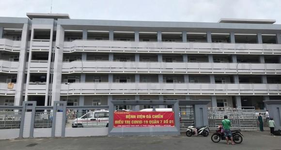 Quận 7 thêm bệnh viện điều trị Covid-19 với quy mô 290 giường ảnh 1