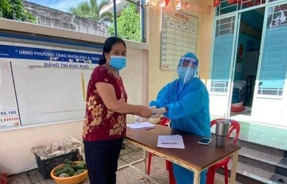 Thanh tra TPHCM yêu cầu các địa phương cung cấp thông tin về công tác phòng chống dịch ảnh 1