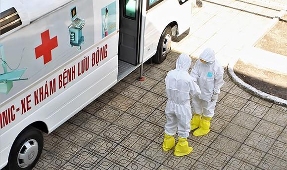 TPHCM chính thức vận hành bệnh viện dã chiến phòng chống dịch nCoV ảnh 6