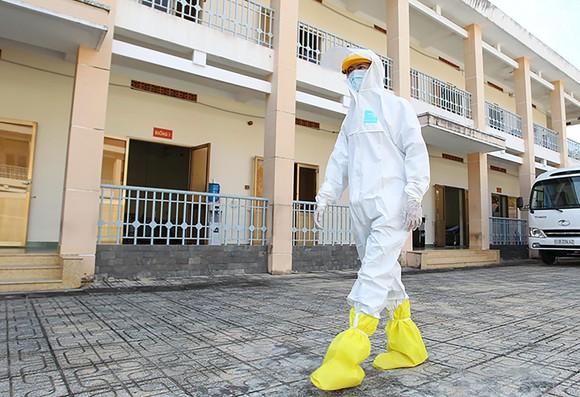 TPHCM chính thức vận hành bệnh viện dã chiến phòng chống dịch nCoV ảnh 7