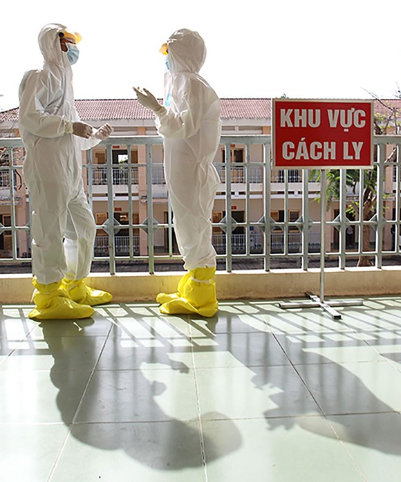 TPHCM chính thức vận hành bệnh viện dã chiến phòng chống dịch nCoV ảnh 8