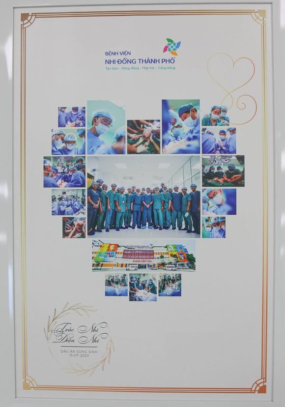 Phó Chủ tịch nước Đặng Thị Ngọc Thịnh thăm hai bé song sinh Trúc Nhi – Diệu Nhi ảnh 11