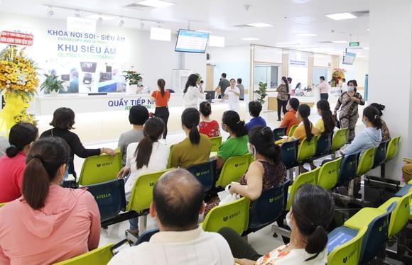 Khánh thành khối phòng khám Bệnh viện Ung bướu TPHCM cơ sở 2 ảnh 4