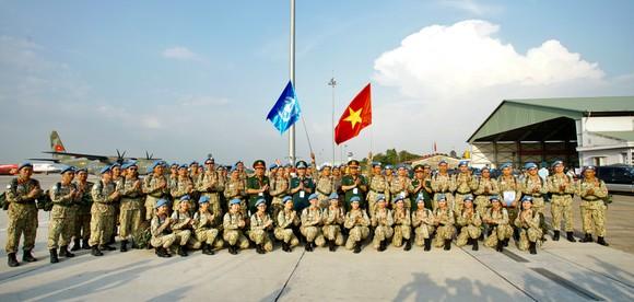 Bệnh viện dã chiến cấp 2 số 3 lên đường làm nhiệm vụ tại Bentiu, Nam Sudan ảnh 4