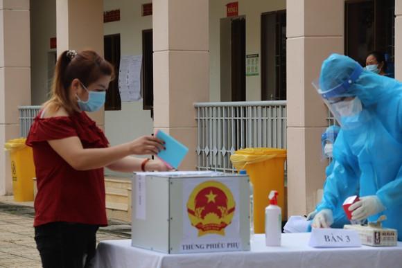 Bầu cử lưu động ở Bệnh viện Chợ Rẫy ảnh 2