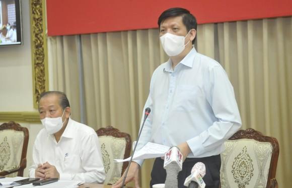 20/22 quận, huyện tại TPHCM có ca lây nhiễm Covid-19 ảnh 3