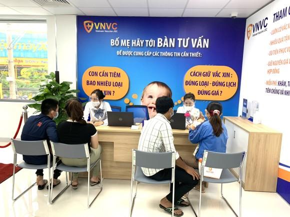 Kịp thời đưa VNVC Bình Phước vào hoạt động ảnh 1
