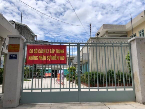 Khu cách ly y tế tập trung số 2 của quận Gò Vấp đặt tại Trung tâm Bồi dưỡng chính trị quận