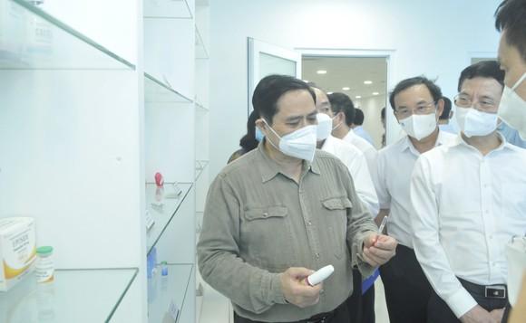 Thủ tướng: Nanogen đã chủ động đi thẳng vào vấn đề đất nước, nhân dân đang cần ảnh 2