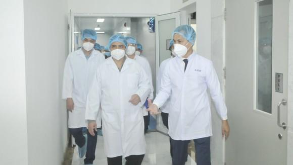 Thủ tướng: Nanogen đã chủ động đi thẳng vào vấn đề đất nước, nhân dân đang cần ảnh 1