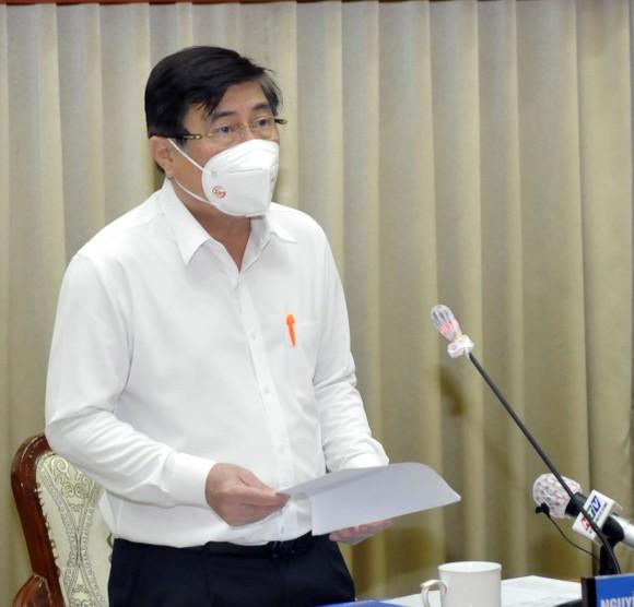 Phó Thủ tướng Thường trực Trương Hòa Bình: Thực hiện quyết liệt các giải pháp để cuối tháng 7, dịch Covid-19 ở TPHCM phải giảm sâu ảnh 2