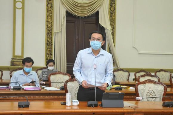 Phó Bí thư Thường trực Thành ủy TPHCM: Tập trung cao độ, quyết liệt phòng chống dịch để chiến thắng trận chiến này ảnh 3