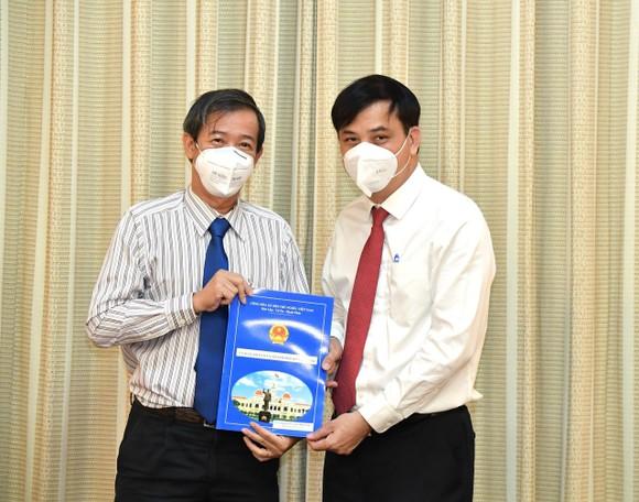 PGS-TS Tăng Chí Thượng làm Giám đốc Sở Y tế TPHCM ảnh 2