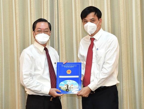 PGS-TS Tăng Chí Thượng làm Giám đốc Sở Y tế TPHCM ảnh 3