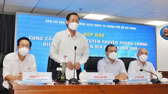 TPHCM tiếp tục giãn cách xã hội theo Chỉ thị 16 dự kiến đến cuối tháng 9 ảnh 2