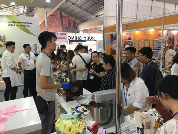 Khai mạc triển lãm thiết bị làm bánh chuyên nghiệp đầu tiên tại Việt Nam  ảnh 1