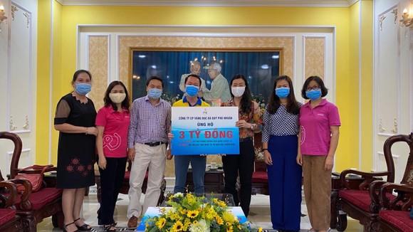 Nhiều doanh nghiệp TPHCM tham gia hỗ trợ phòng chống dịch Covid-19 ảnh 1