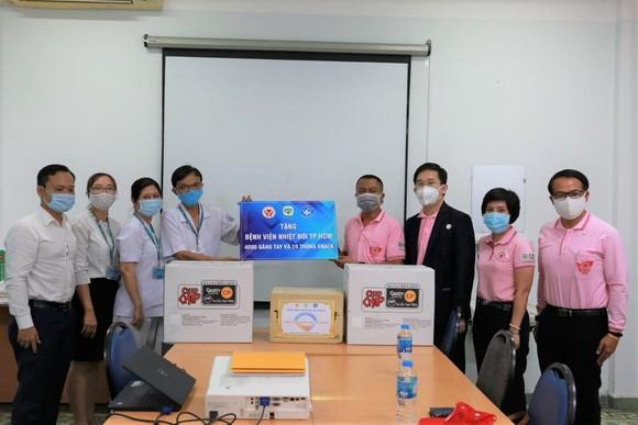 """C.P. Việt Nam đồng hành cùng dự án """"Bệnh viện tại nhà"""" hỗ trợ người dân vượt qua Covid-19. ảnh 2"""