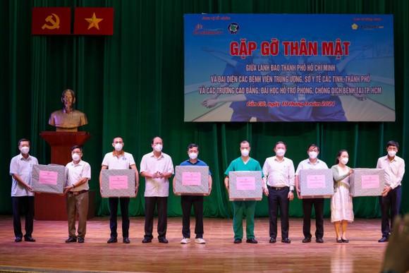 TPHCM tổ chức tour du lịch Cần Giờ tri ân đội ngũ y tế tuyến đầu phòng, chống dịch ảnh 1