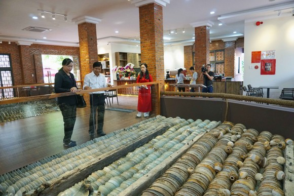 Khánh thành Trung tâm Phát huy giá trị di sản văn hóa đa năng Quảng Ngãi ảnh 2