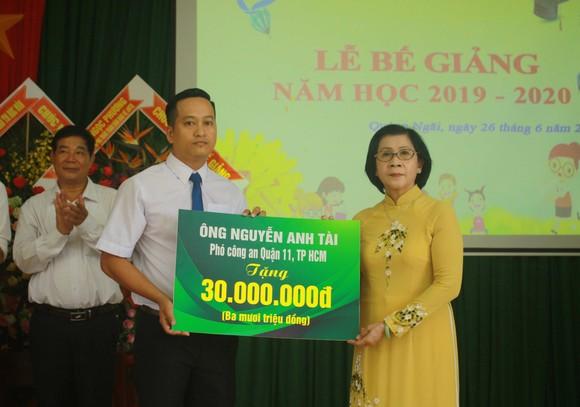 Nhiều học sinh Trung tâm Võ Hồng Sơn hòa nhập cộng đồng ảnh 7