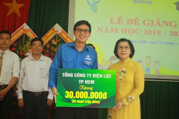 Nhiều học sinh Trung tâm Võ Hồng Sơn hòa nhập cộng đồng ảnh 8