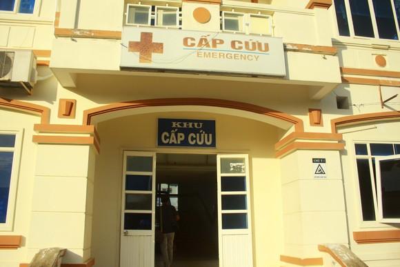 Cận cảnh Bệnh viện dã chiến ở Quảng Ngãi ảnh 15