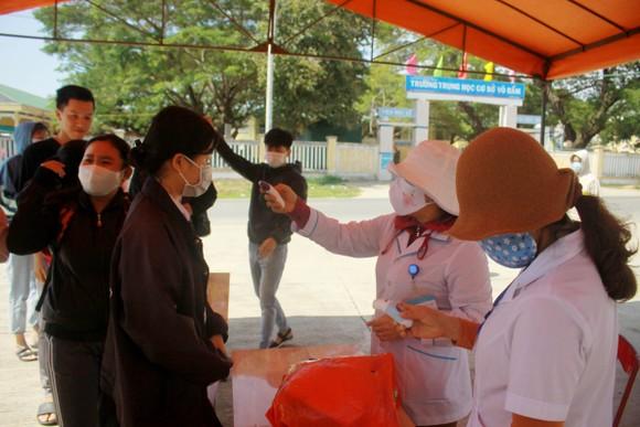 Quảng Ngãi: Hơn 390 thí sinh tham dự kỳ thi tốt nghiệp THPT đợt 2  ảnh 3